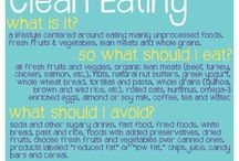 Clean Eating / by Emily Wolfenbarger
