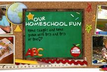 homeschool / by Shannon Ledbetter Stout