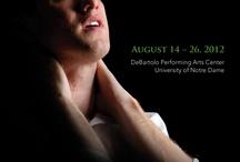 Hamlet (2012) / by Notre Dame Shakespeare Festival