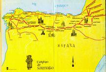 Camino de Santiago / Preparing for my long walk / by Jennifer Olcovich