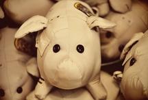 Pig Skins / by Martha