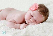 Lil' Ones - Newborn Pics / by Katy Did