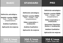 Servicios Profesionales / by Luis Fernández del Campo