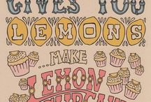 Cake quotes / by Alison Knight