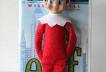 Elf on the shelf ideas / by Julie Vasiloff