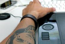 Tattoos / by Ray Vesper