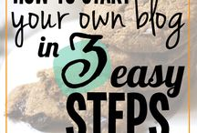 Blogging Tips & Tricks / by Megan @Detoxinista