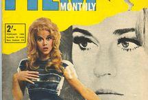 Barbarella / Pics associated with the cult 1968 film Barbarella / by Leila Anani