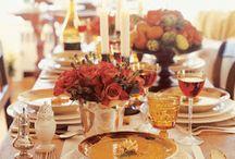 thanksgiving / by Melaine Bennett Thompson