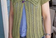 Knitting Patterns/ Summer Cardi / by Linda Kothera
