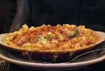 San Francisco's Best Mac and Cheese / Mac and cheese is a glorious food. Sometimes it's a side dish, sometimes it's a main. Sometimes it's in a box, sometimes it's baked with breadcrumbs. Let's map out every restaurant in the city that has mac and cheese. / by Sadia Latifi