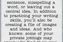 Reading/Writing Notebooks / by Leigh Pourciau