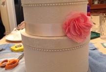 Wedding card box / by Nicole Stevens Belford