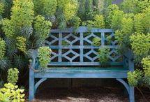Outdoor spaces & gardens / by Sharon Jones