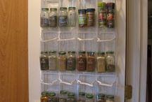 Storage & Organization / by June Fleming