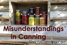 Health / Articles and information on health topics / by SimplyCanning.com