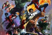 Marvel Universe / by Warren Bush