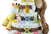 Diaper cakes / by Allison Curran