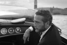 Paul Newman- just because he deserves his own board / by Christine Bullock Simon