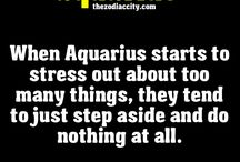 Aquarius.♒️♒️ / by Breonna Abair-Blake