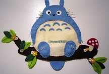 My Totoro Obsession / by Megan Nevels