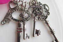 Keys - Love, love, love them! / by Kerri Jesmer
