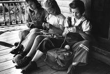 Joy of knitting / by Céline Cléroux