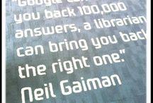 Librarians Rule, Bibliophobes Drool / by Karen Draper