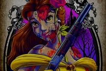 Zombies / by Vanessa Garcia