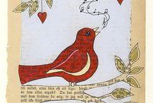 Bird Art / by Tara Collins