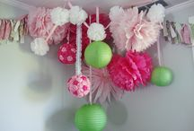 party ideas / by Christy Topp
