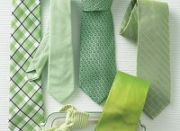Green Ties & Neckties / by Bows-N-Ties .com