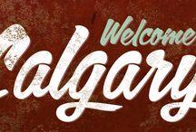 Calgary / by Celina Vides