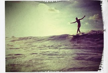 Surfing some day!  / Surfing! My dream  / by Devan Falconer