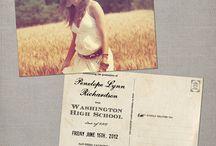 graduating / by Amanda McKay