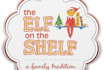 Holiday ... christmas ... elf on the shelf / by Renae Ba