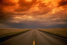 ♥The Open Road♥ / There is no freedom like the open road. / by Catrina Waters
