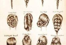 hair / by E. van der Perk