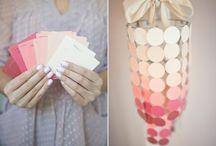 Paint Chips Crafts / by Mandy Naranjo