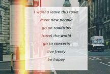 Travel ✈️ / by Elizabeth Kelso