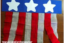 Patriotic day kindergarten / by Val Whitlock