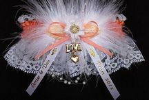 Prom Garters 2015 / An Enchanted Evening... Your Prom of 2015. Indulge yourself with glam & glitz. Prom Garters in 175 colors to match your dress. Silver or Gold Prom Garters to match your jewelry. Be charming - Be gracious - BE WHAT'S NEXT. See the latest 2015 Prom Trends and 2015 Prom Ideas. Personalized Prom Garters by Custom Accessories Garters LLC  - The BEST selection of Garters on the Planet. Visit www.garters.com  / by garters.com