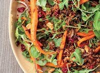 Quinoa Recipes / by Andrea Cammarata