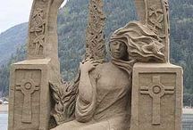 Statues, Graves and Memorials / by Kat Jones