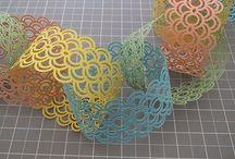 paper crafts / by allison plunkett-Williamson