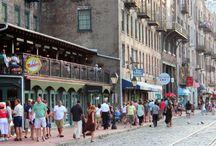 Road Trip: Savannah / Savannah, Georgia / by Stephanie Nikolopoulos