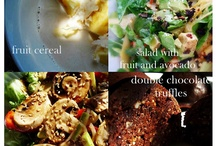Raw Vegan Salads / by Samantha McEntire