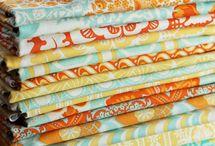 fabric / by Bridgette Bee
