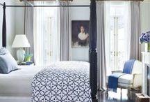 Master Bedroom Ideas / by Sarah Evans Moretti