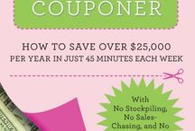 Coupons/ Save $$$ / by geralyn
